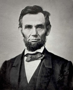 Photo courtesy of http://commons.wikimedia.org/wiki/File:Abraham_Lincoln_November_1863.jpg